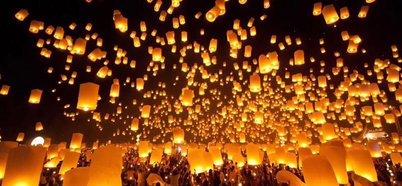 Eventi e feste in Thailandia
