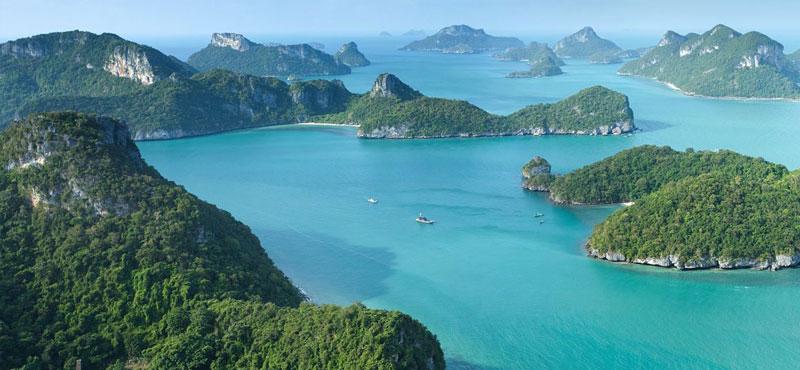 Samui thailandia for Dormire a phuket